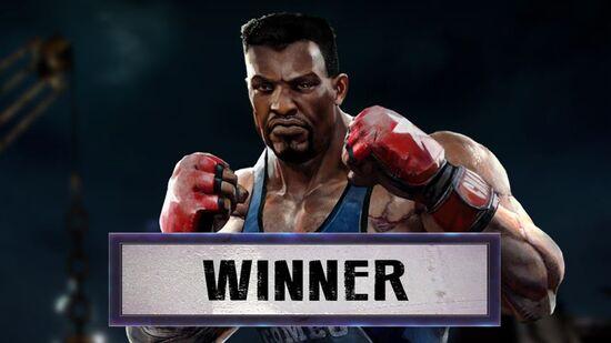 TJ Combo is the winner