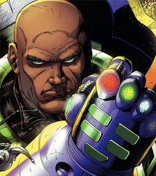 Lex Luthor gauntlet
