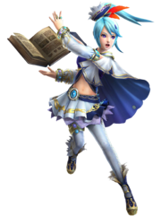 Lana Transparent Render