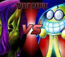 Green Goblin vs. Fawful