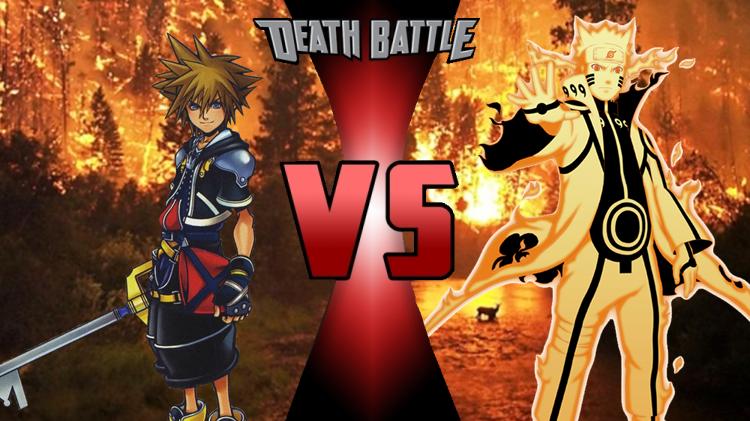 Naruto Uzumaki Vs Sora Death Battle Fanon Wiki Fandom Powered By