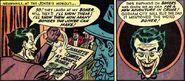 Batman vs Joker's Boner