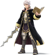 Robin Fire Emblem male