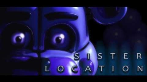 Five Nights at Freddy's- Sister Location OST- Crumbling Dreams v3 (Ballora Music Box)