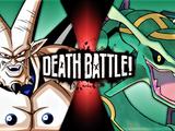 Rayquaza vs Omega Shenron