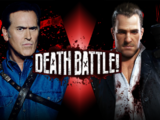 Ash Williams vs. Frank West