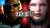 Death Battle Thumbnail Version 3.5 - Blade VS Rayne
