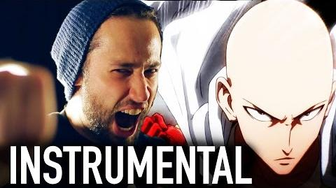 One Punch Man OP (The Hero) - Jonathan Young Cover INSTRUMENTAL-0