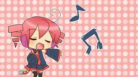 【UTAU】Kasane Teto ~ RING×RING×RING