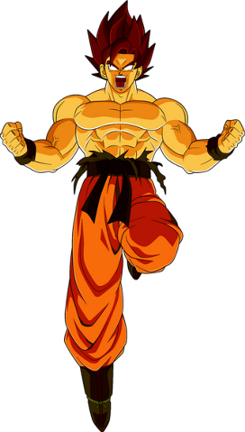 272px-Goku (False Super Saiyan)