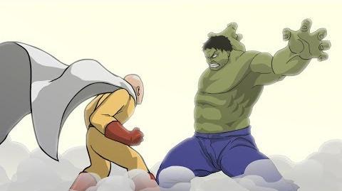 Hulk vs. Saitama - Taming The Beast (Part 1)