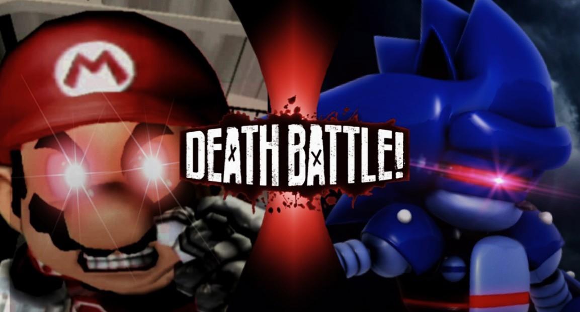 Devil Mario Vs Turbo Mecha Sonic Death Battle Fanon Wiki Fandom