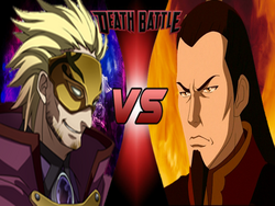 Relius Clover vs Fire Lord Ozai