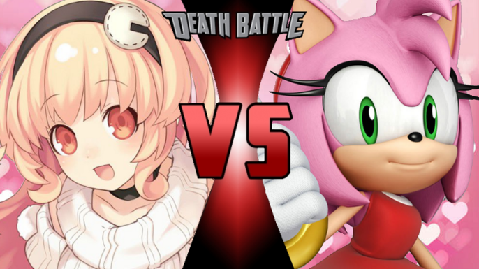 Compa VS Amy Rose