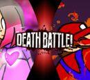 Betty VS Devil Mario