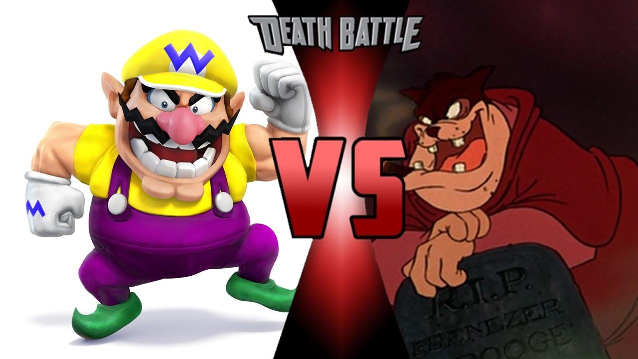 Wario vs Pete   Death Battle Fanon Wiki   FANDOM powered by Wikia