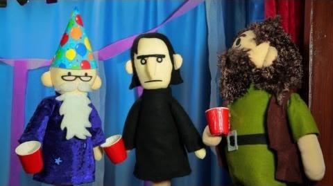 Neville's Birthday