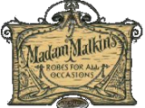 Diagon Alley/Madam Malkin's Robes for All Occasions