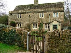 Harry potter cottage