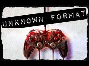 Unknownformat
