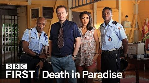 Trailer - Death in Paradise - Series 7 - BBC First