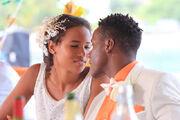 Rosey JP kiss