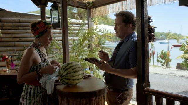 Death In Paradise Series 7 Episode 1 - Clip