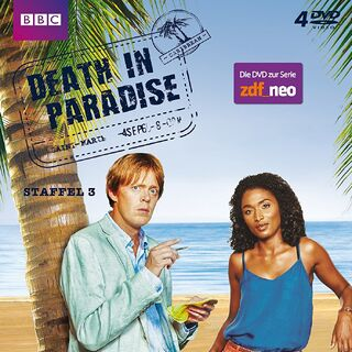 Staffel 3 erschien am 12. September 2014