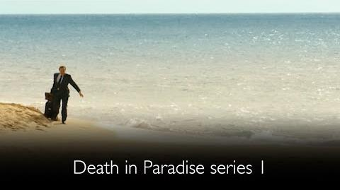 BBC Store Death in Paradise series 1