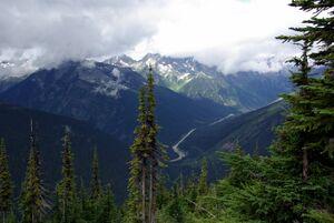 Glacier np canada