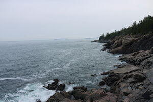 Acadia National Park Coast
