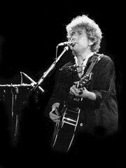 Bob Dylan Barcelona