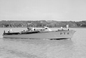 PT-9 torpedo boat Washington DC 1940