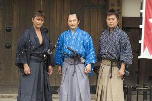 Samurai actors