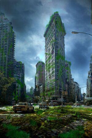Flatiron-building-zombie-apocalypse
