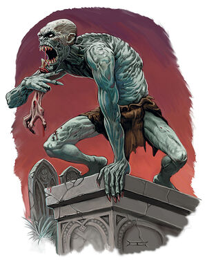 Ghoul - David Griffith