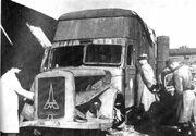 Nazi mobile vans