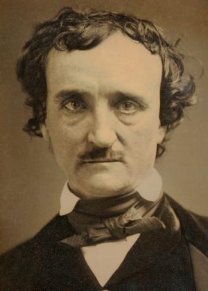 Edgar Allan Poe daguerreotype crop