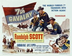 7th Cavalry 1956