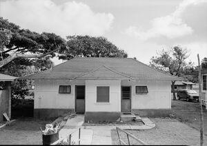 Fumigation Hall Kalaupapa