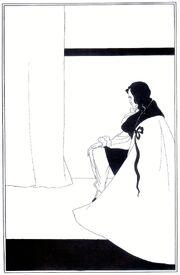 Aubrey Beardsley - Edgar Poe 3