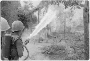 Lossy-page1-1280px-Flame Thrower Operation New Castle - NARA - 532488 tif