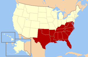 Us south census