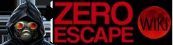 Zero Escape Wiki Wordmark