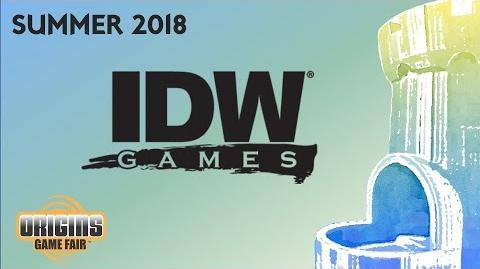 IDW Games Summer Preview