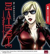 Audio drama 06 German cover