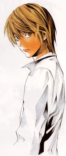 Light Yagami | Death Note Wiki | FANDOM powered by Wikia
