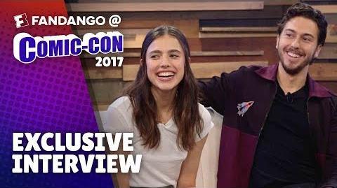 Netflix interview SDCC