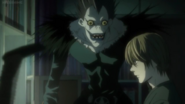 Light and Ryuk
