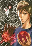 Netflix Death Note art